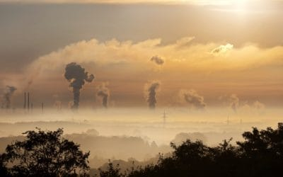 Record High Concentration of Gases that Contribute to Climate Change